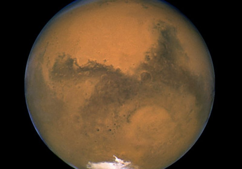 Baia Mare: Observaţii astronomice asupra planetei Marte