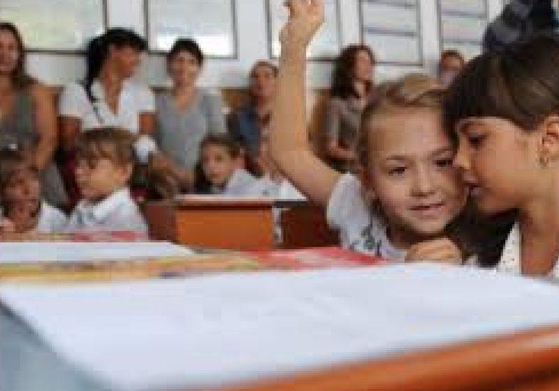 Şcolile îşi afişează vineri oferta de şcolarizare pentru clasa I şi clasa pregătitoare