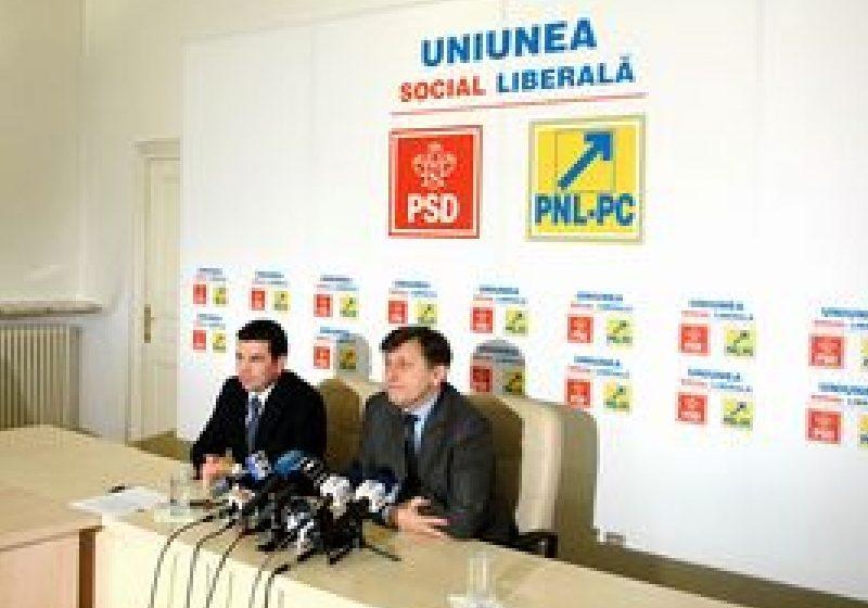 USL cere soluţionarea urgentă a 'cazului de corupţie' de la Bistriţa-Năsăud