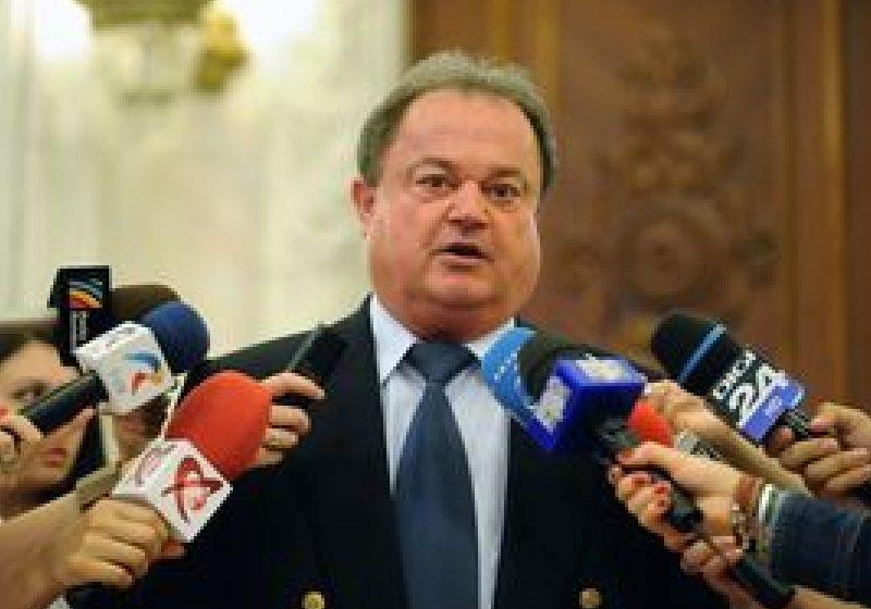 Vasile Blaga – Noul preşedinte al Partidului Democrat Liberal