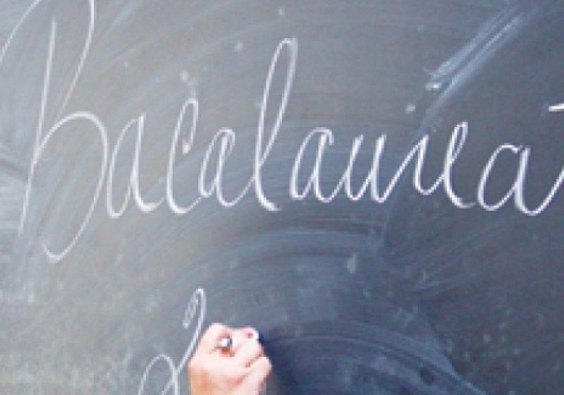BACALAUREAT 2012: Proba scrisă la limba şi literatura română