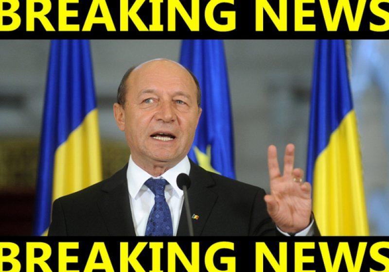Parlamentul se reuneşte vineri, în sesiune extraordinară, pentru suspendarea preşedintelui Băsescu