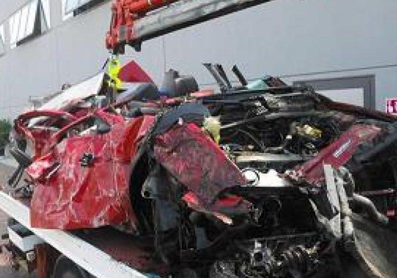 ACCIDENT MORTAL – Patru tineri din Borşa au murit într-un accident rutier, în Treviso, Italia