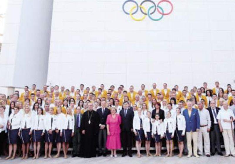 COSR cere încetarea utilizării simbolurilor olimpice în România în scopuri politice