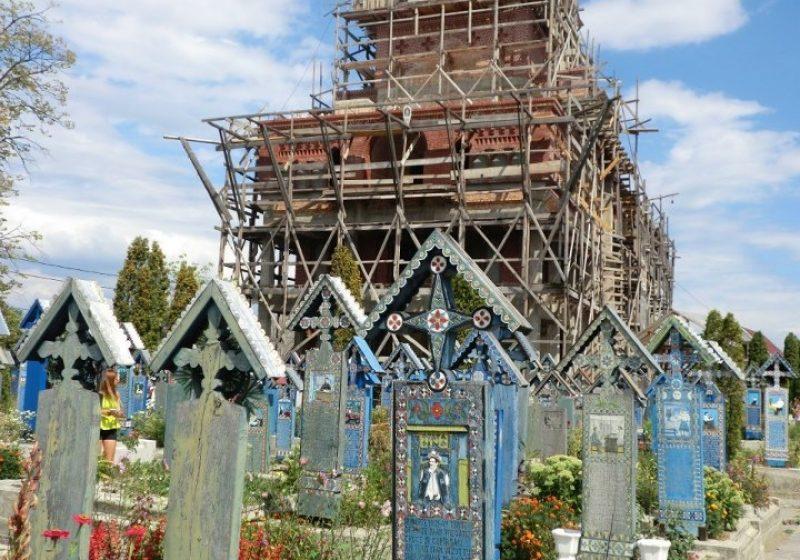 Turn de 30 de metri la Săpânţa