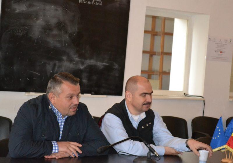 SIGHET: Ilie Bolojan, primarul localităţii Oradea a efectuat o vizită în Sighet însoţit de o delegaţie de membrii PNL