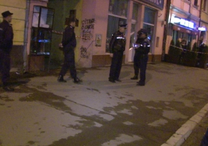 SIGHET: Sigheteanul care şi-a omorât săptămâna trecută prietenul în centrul municipiului Sighet, avea discernământ