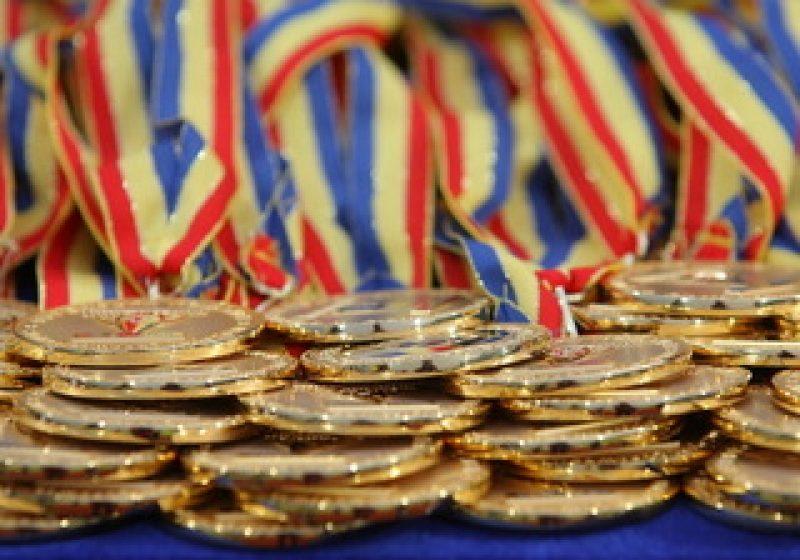 3 medalii de aur pentru români la Campionatul European de Lupte al Polițiștilor