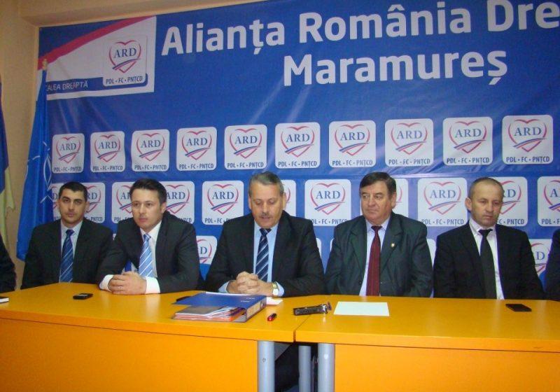 ALEGERI PARLAMENTARE: A.R.D. şi-a prezentat candidaţii în Bârsana şi Giuleşti