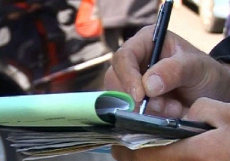 Sighet: Tânăr în stare de ebrietate, amendat pentru tulburarea ordinii publice, pe Independenţei