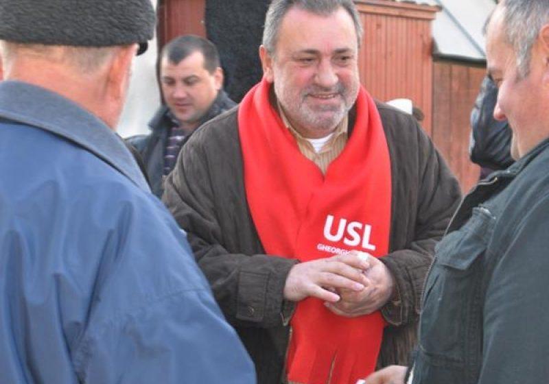 Alegeri parlamentare – Gheorghe Şimon (U.S.L.) se întâlneşte cu alegătorii din Botiza