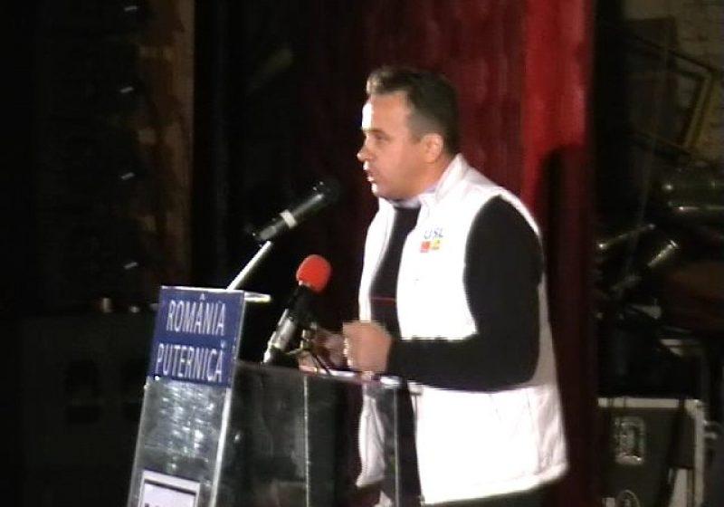 """Liviu Marian Pop: """"Suntem condamnaţi să câştigăm! Să fie 2012 anul victoriei U.S.L."""""""