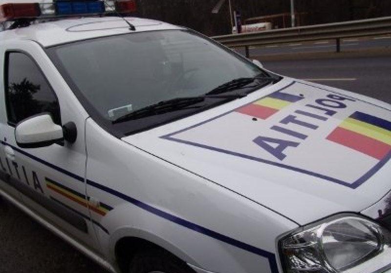 Acţiune a poliţiei, la nivel naţional, pentru reducerea riscului rutier