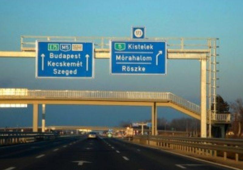 Restricţii de circulaţie în Ungaria pentru autovehiculele de transport marfă începând de miercuri seara