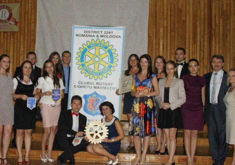 SIGHET: Intalnirea Regionala Rotaract la Sighet
