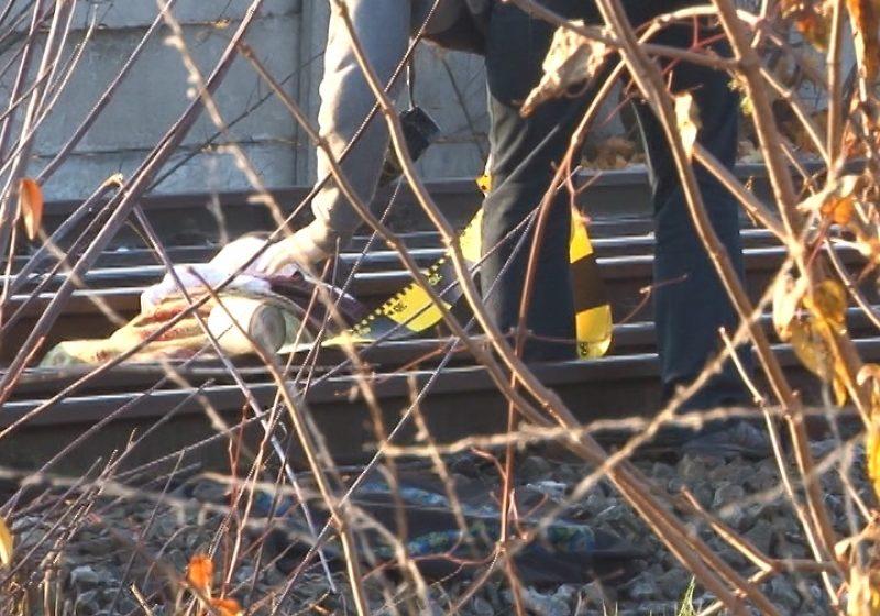 SIGHET:O femeie a murit călcată de tren la intrarea în Sighetu Marmaţiei .FOTO/VIDEO