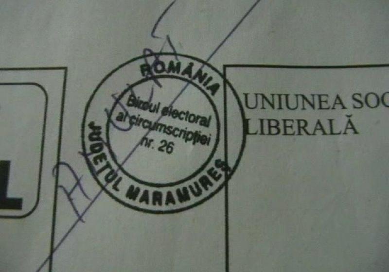 Baia Mare: Desemnarea preşedinţilor şi a locţiitorilor birourilor electorale are lor vineri