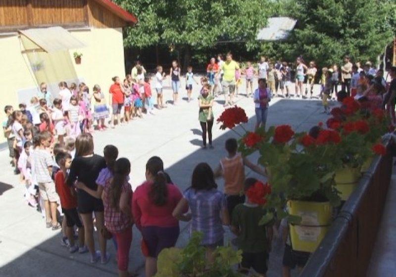 SIGHET: Tabăra BUCURIEI: Peste 150 de copii participă zilnic la Tabăra de vară organizată de Fundaţia Madre Colomba şi Asociaţia Fraţi Minori Capucini