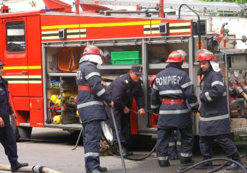 ALERTĂ: Nouă incendii în Maramureș în doar 24 de ore