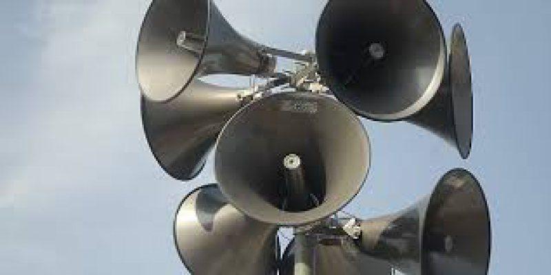 EXERCIȚIU DE ALARMARE: IGSU pornește sirenele pentru testarea echipamentelor și informarea populației