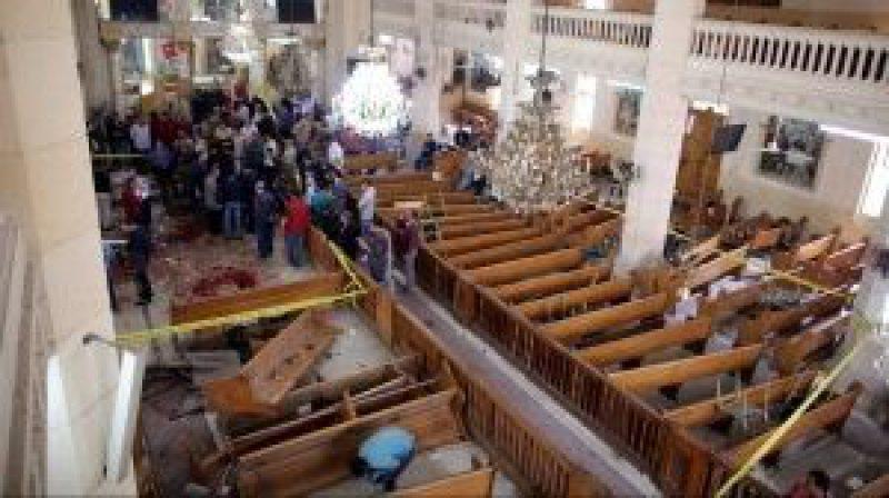 EGIPT: Stare de urgenţă pentru următoarele trei luni după atentatele comise de Stat Islamic la două biserici