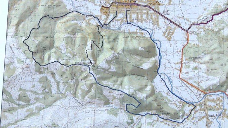 O IDEE BUNĂ: Se face traseu pentru bicicliști la Sarasău