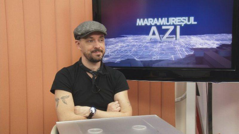 "TV SIGHET: Paul Panait, invitatul emisiunii ""Maramureșul Azi"""