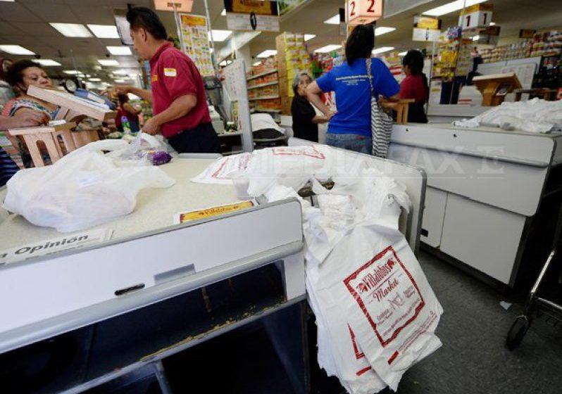 RECICLARE: Aproape trei sferturi dintre români REFOLOSESC pungile de cumpărături