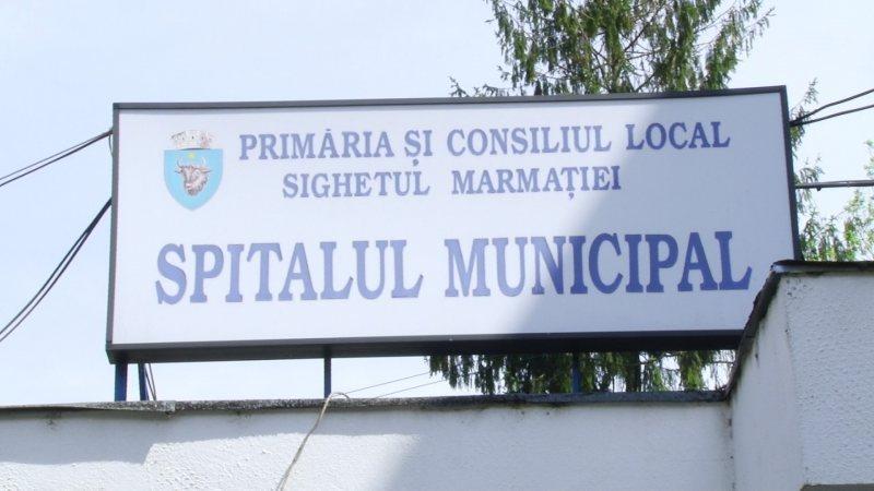 VIDEO | Numărul cadrelor medicale de la Spitalul Municipal Sighet infectate cu coronavirus a ajuns la 13