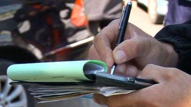 Acţiunea Blocada: 156 de infracţiuni constatate, peste 2200 de amenzi date și 173 de permise reţinute