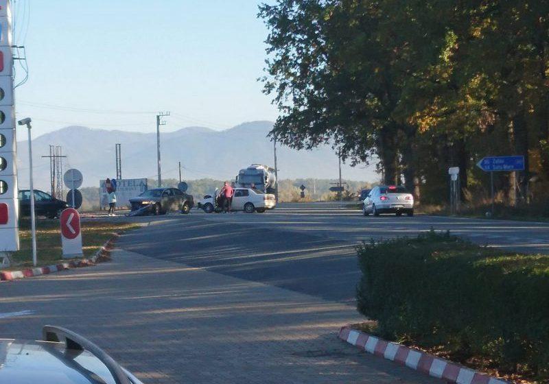 GRAV: Accident cu o victimă încarcerată, la Hideaga
