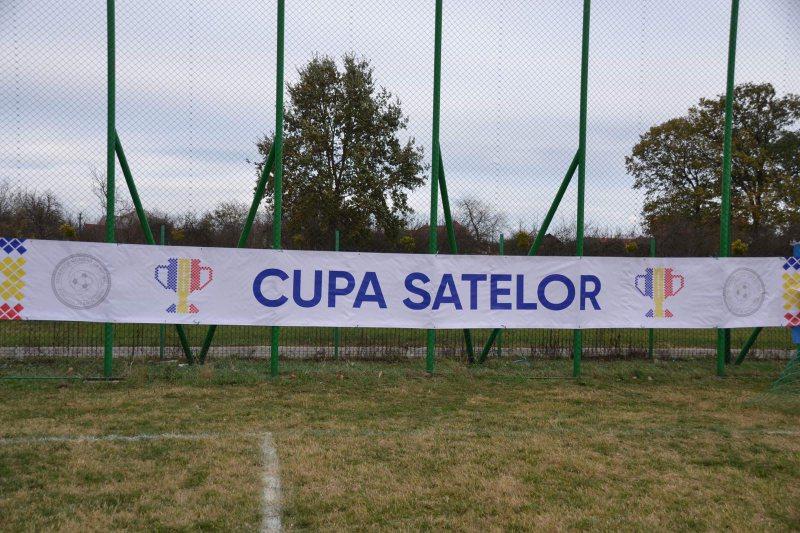 CUPA SATELOR: Circa 160 de copii implicați în primele turnee
