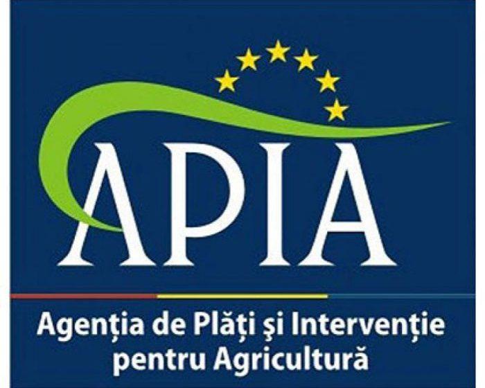 APIA : Plăți în avans pentru fermieri