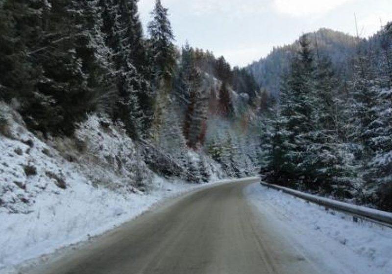 MĂSURI DE PRECAUȚIE: Ce drumuri vor fi închise în Maramureș pe perioada iernii