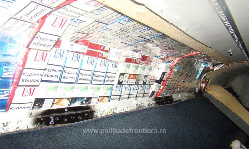 IDEI CREȚE: Mai nou pereții și podelele și mașinilor se izolează cu pachete de țigări