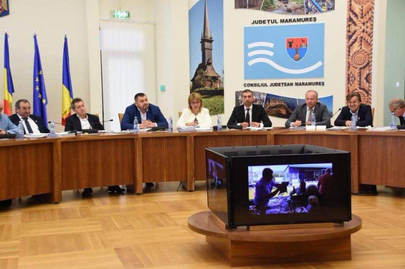 MARASTRATEGY: Planuri pentru dezvoltarea capacităţii administrative la Consiliul Judeţean