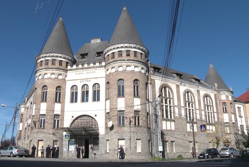LUCRĂRI: Începe reabilitarea Palatului Cultural
