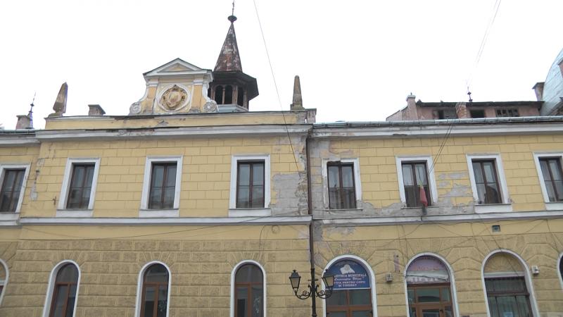 ÎN SFÂRȘIT: Clădirea în care a fost cinematograful muncitoresc va fi reabilitată