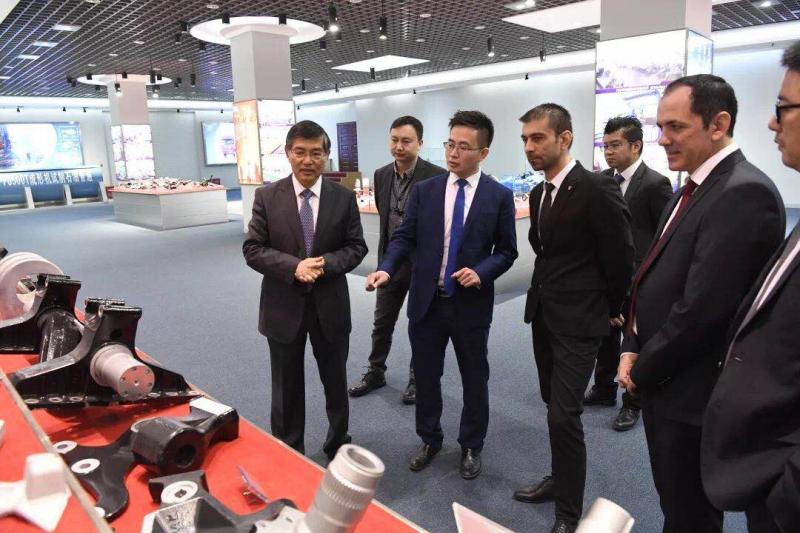 ÎNTÂLNIRI DE AFACERI: Președintele CJ Maramureș și CEO ATP Exodus au participat la Forumul Mondial al Capacității de Producție și Cooperare de Afaceri din China