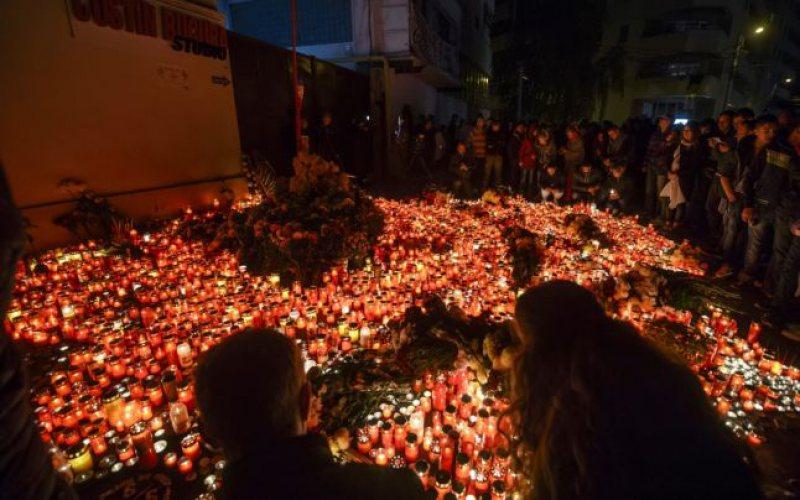 MARȘ COMEMORATIV: Colectiv, 3 ani, 65 de morţi. Restricţii în Capitală, în ziua în care se împlinesc trei ani de la tragedia din Colectiv