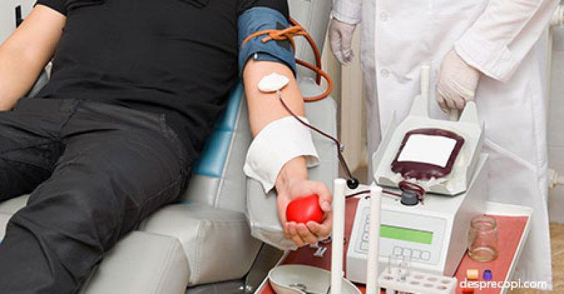 SPRIJIN PENTRU BOLNAVI: Sighetenii sunt invitați să doneze sânge