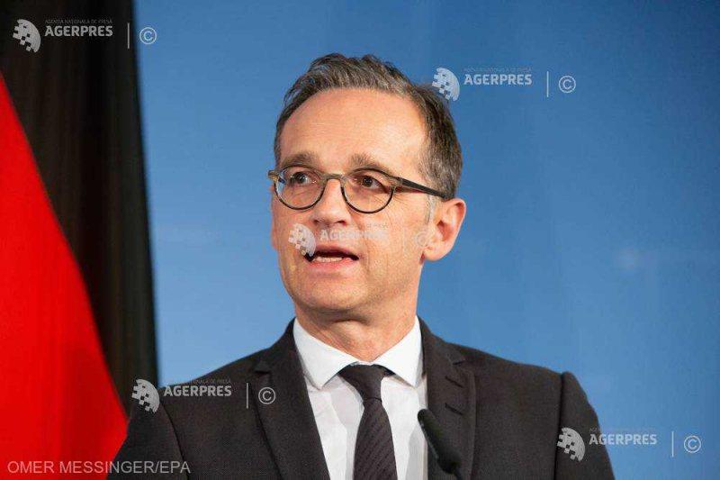 MINISTRUL DE EXTERNE GERMAN: SUA ar trebui să ia în calcul consecinţele retragerii din tratatul INF