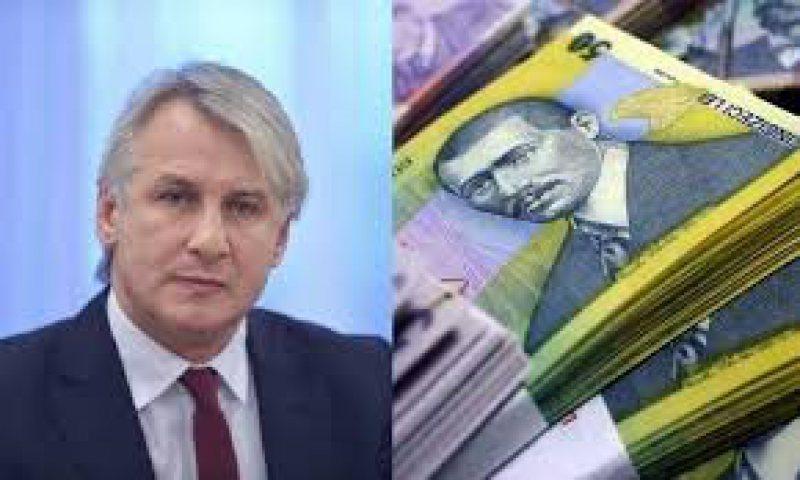 BANI: Eugen Teodorovici, despre documentul prezentat de Cîţu privind îngheţarea salariilor: E o variantă. Nu există criză în aplicarea Legii Salarizării, ci ea ar putea să se aplice integral