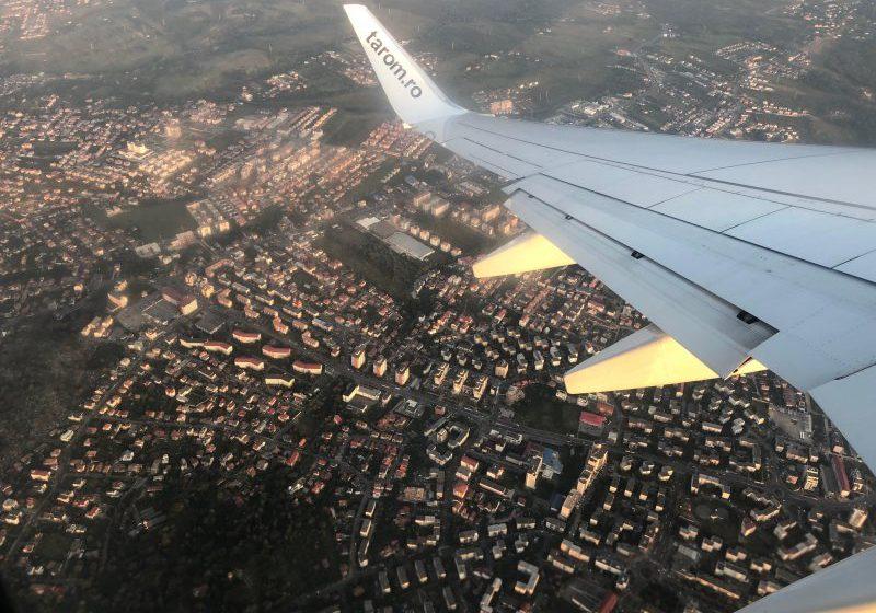 ULTIMA ORĂ: Cursa Tarom Bucureşti-Baia Mare, redirecţionată către aeroportul din Cluj