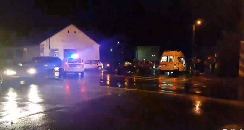 ULTIMĂ ORĂ: Pieton rănit în urma unui accident rutier în Sighetu Marmației ( FOTO/VIDEO)