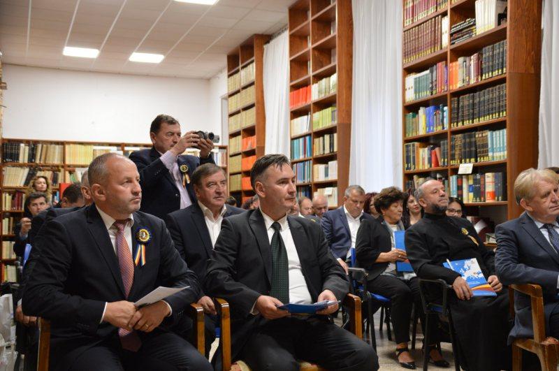 """UN EVENIMENT DE SUCCES: Conferința internațională """"Pe urmele preotului dr. Vasile Lucaciu la Roma și Vatican"""""""