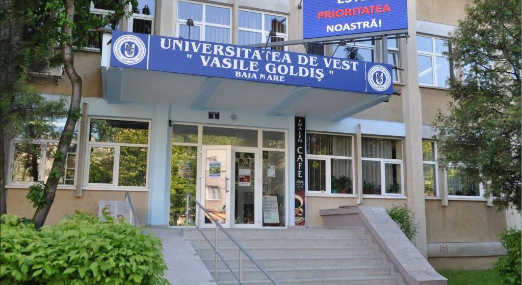 """""""Marea Unire"""" la Universitatea """"Vasile Goldiş"""" din Baia Mare"""