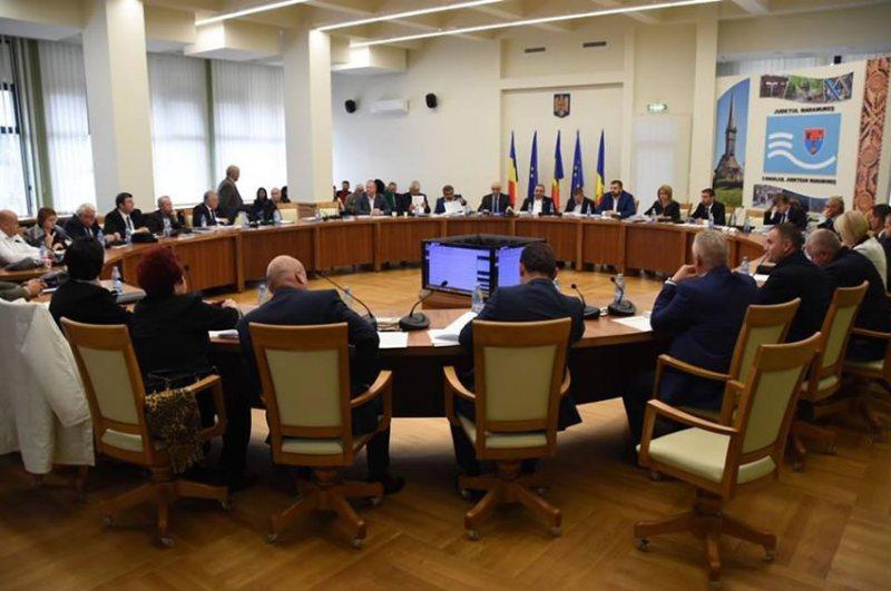 AGENDA: Peste 25 de proiecte de hotărâre îi așteaptă pe consilierii județeni la ședința ordinară din această lună