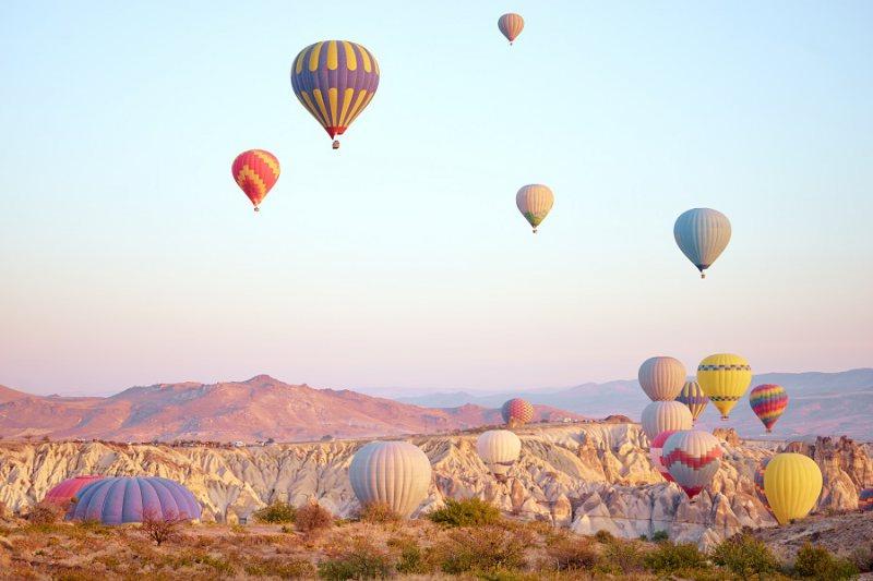 ZBOR DIN CLUJ: Circuit cultural în Cappadocia și plajă în Antalya