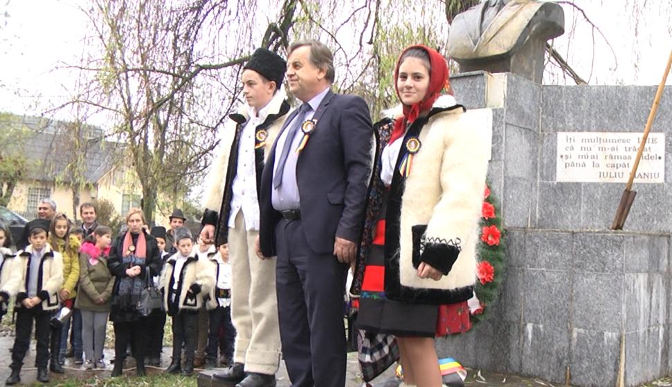 Mesaj de Centenar pentru maramureșeni de la consilierul județean Nicolae Mișulec